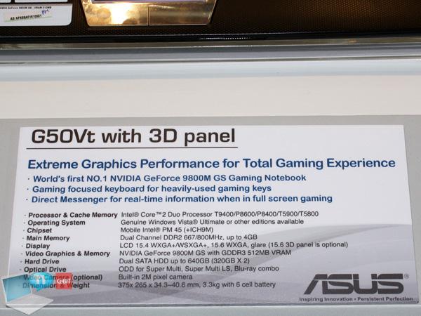 Asus G50
