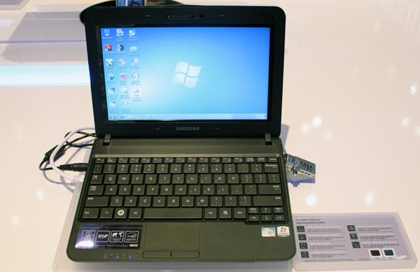 Netbook Samsung NB30