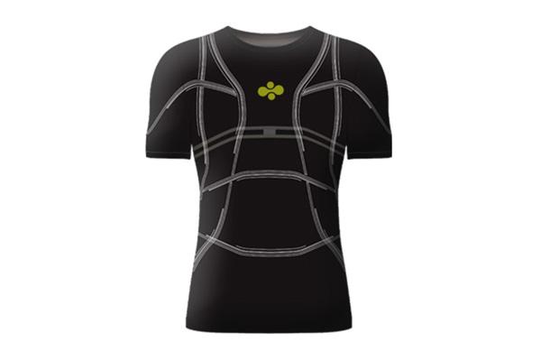 D-Shirt: maglietta intelligente di Cityzen Sciences