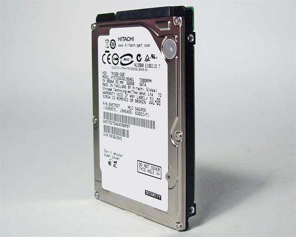 Hard disk Hitachi a 7200RPM