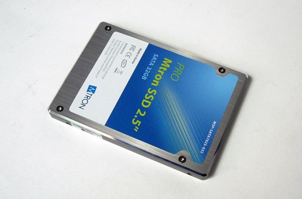 SSD Mtron tre quarti