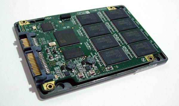 Circuito stampato di SSD Mtron