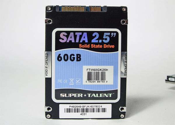 SSD Super Talent Masterdrive MX