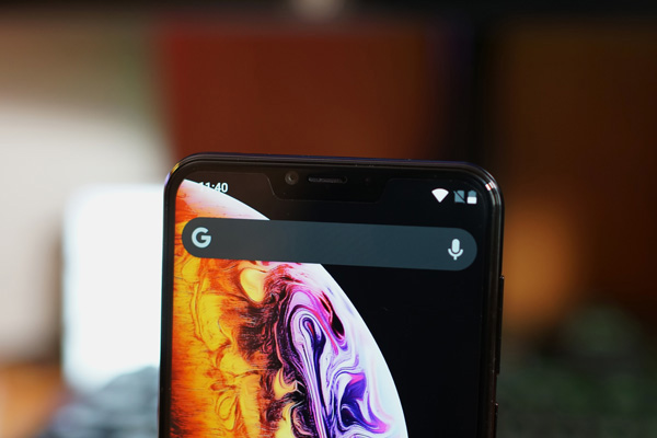 Il notch di Cubot P20