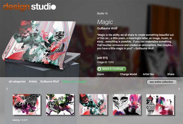 Dell Design Studio
