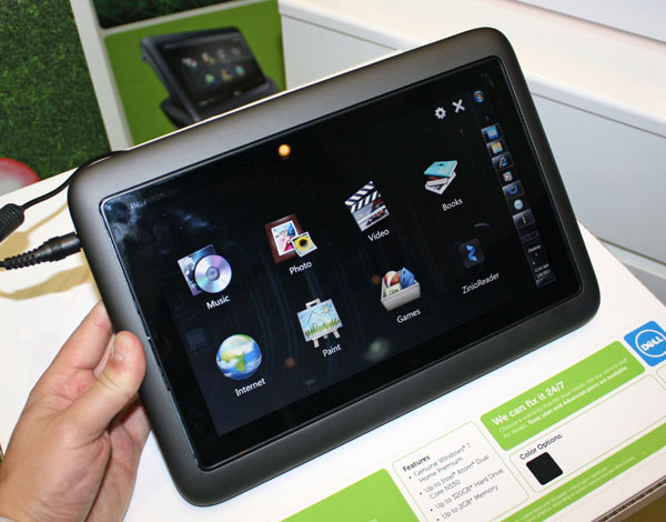 Dell Inspiron Duo tablet