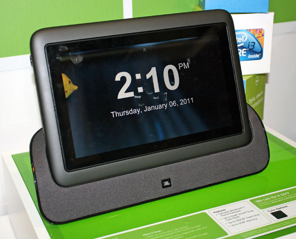 Dell Inspiron Duo con docking station