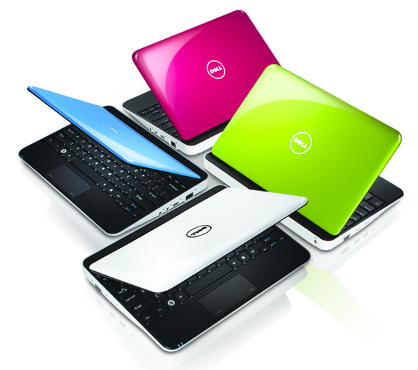 Dell Inspiron Mini 10 nuovo design