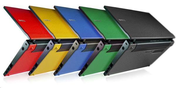 Dell Latitude 2100 colori