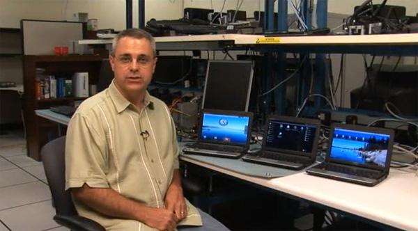 Triple OS su netbook Dell Mini 10v