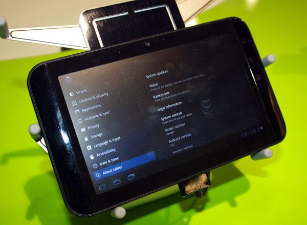 IFA 2011 Dell Streak 7 Con Android 32