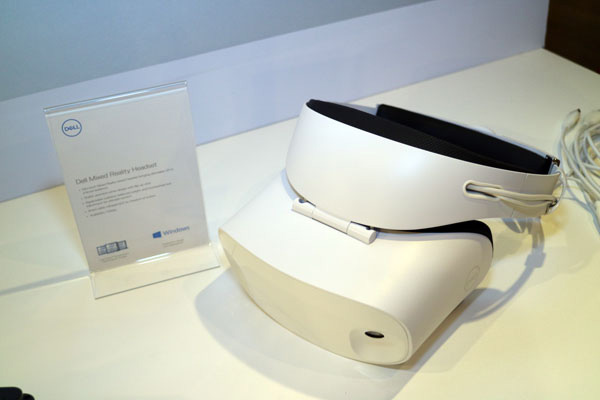 Dell Visor Windows Mixed Reality HMD