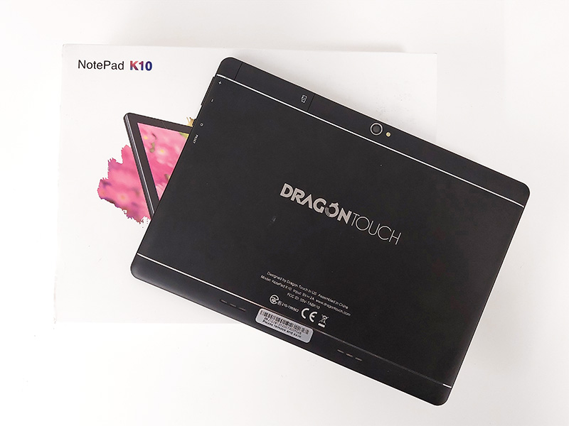Dragon Touch Notepad K10
