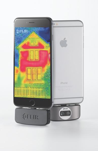 FlirOne porta la scansione termica su tutti gli smartphone ...