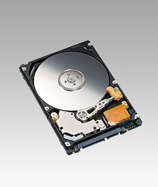 Fujitsu hard disk