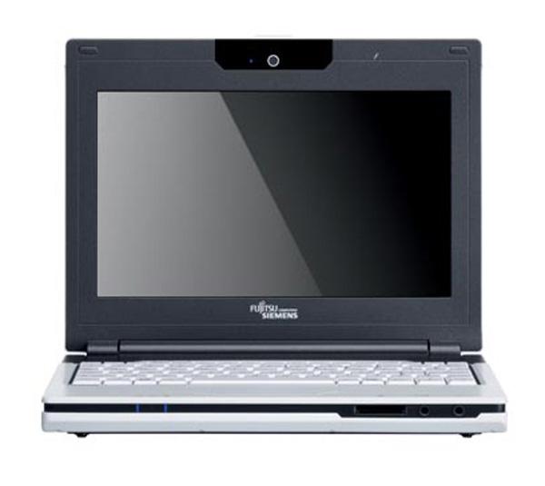 Fujitsu Siemens Amilo Mini UI 3520 aperto
