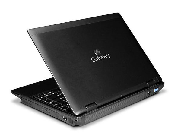 Gateway business laptop