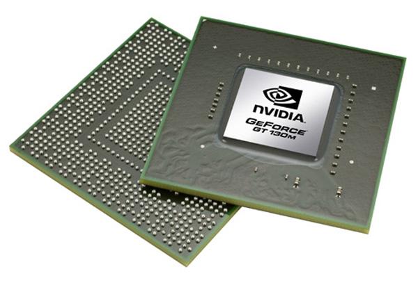 Nvidia GeForce GT 130M