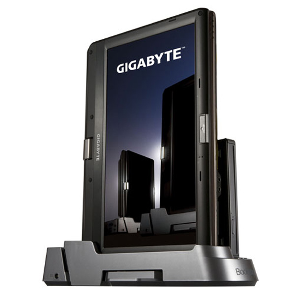 Gigabyte T1125 con docking station