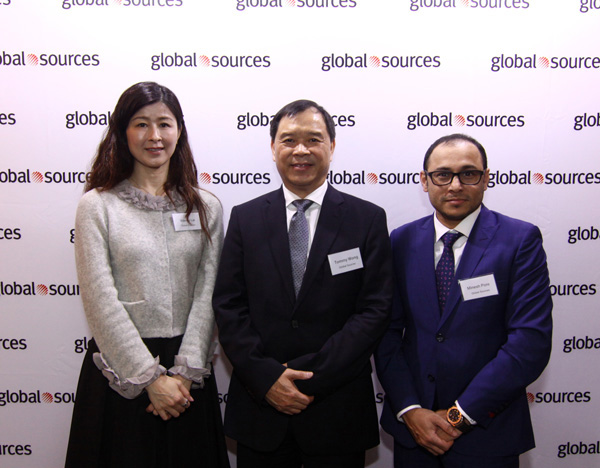 Global Sources Electronics Fair 2019