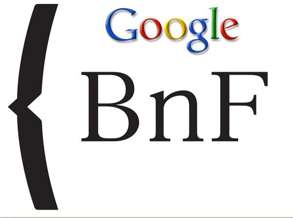 Google e biblioteca nazionale francese