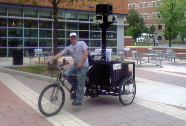 Triciclo di Google