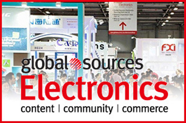 Global Sources Electronics Hong Kong 2018