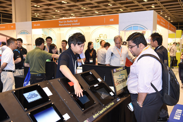 HKTDC Hong Kong Electronics Fair 2018
