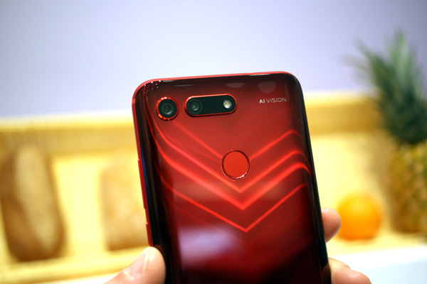 Honor View20 Moschino Edition
