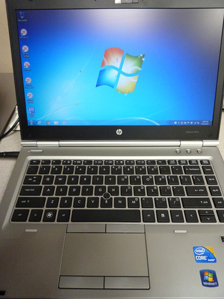 HP Elitebook 8740p
