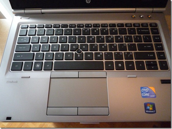 HP Elitebook 8740p tastiera