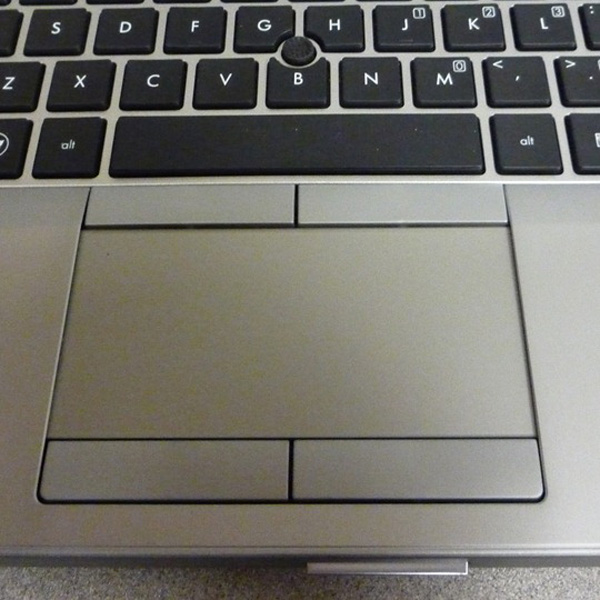 HP Elitebook 8740p touchpad