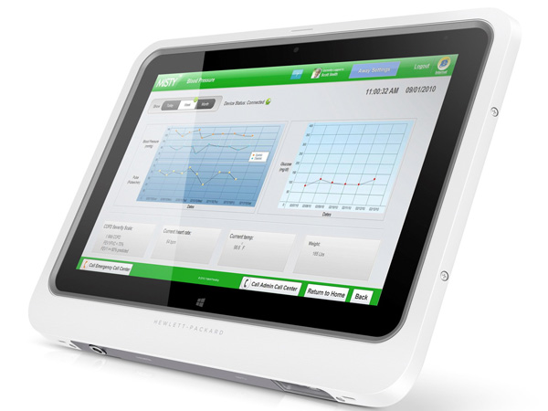 HP Elitepad 1000 G2 Health