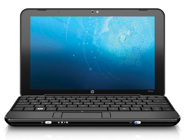 HP Mini 1000 fronte