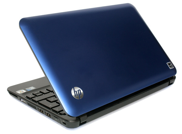 Cover blu del netbook HP Mini 210 1020sl