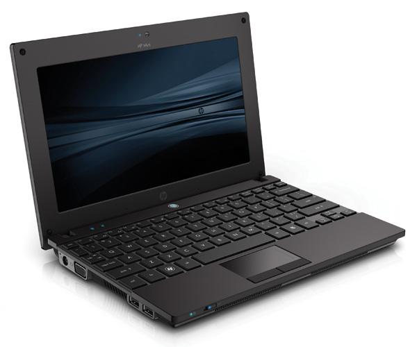 HP Mini 5101, profilo sinistro