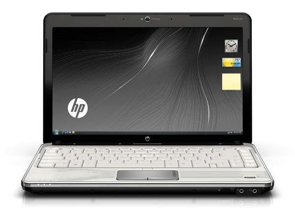 HP Pavilion dv3 Moonlight