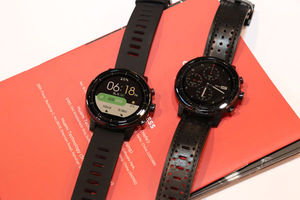 Huami AMAZFIT Stratos Sport Watch 2