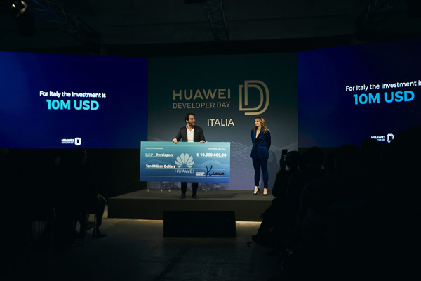Huawei Developer Program in Italia