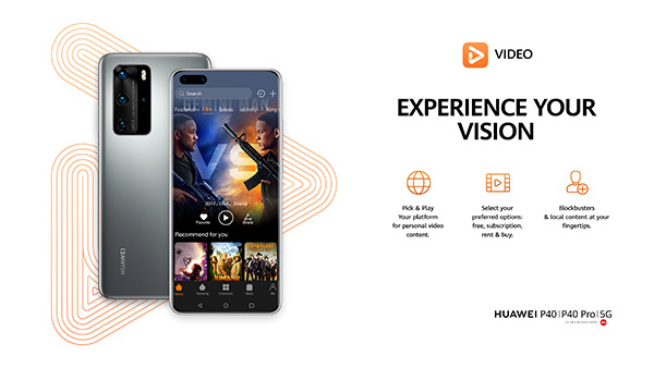 Huawei Video cresce e si allarga in Europa