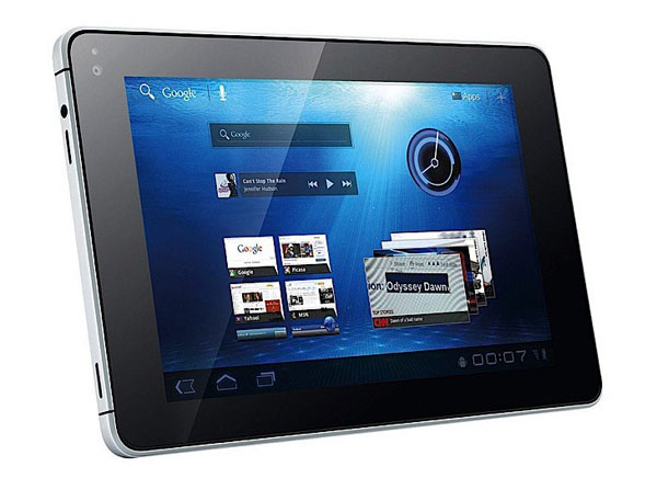 Huawei Mediapad con Android 3.2