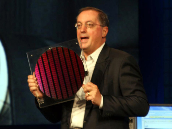 Wafer a 22nm