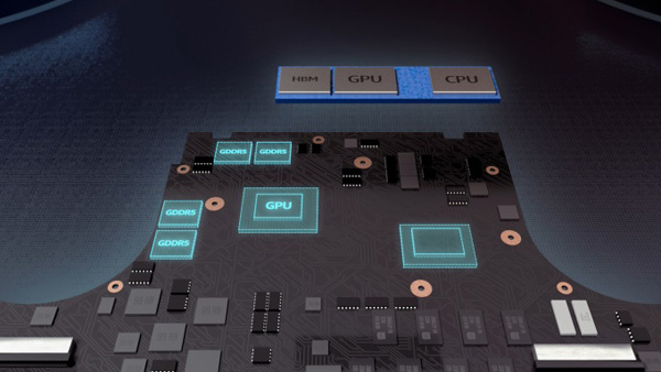 chip Intel Core e grafica AMD personalizzata
