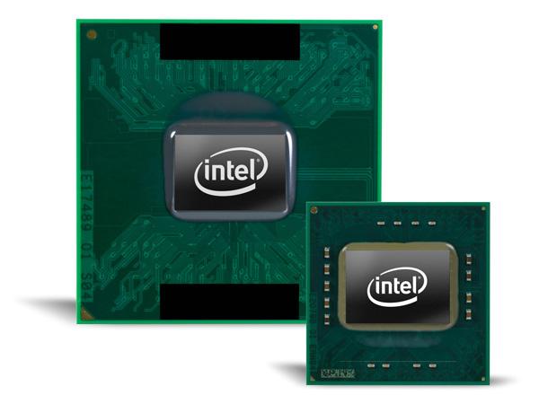 CPU Intel CULV