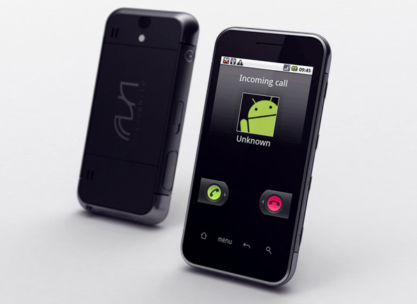 Smartphone Aava Mobile