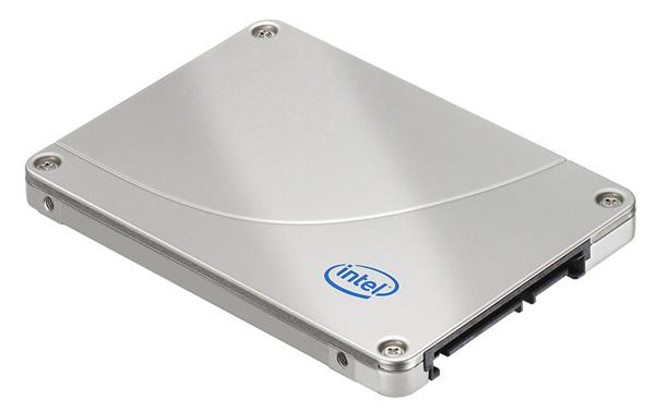 Intel SSD X25-M a 34nm