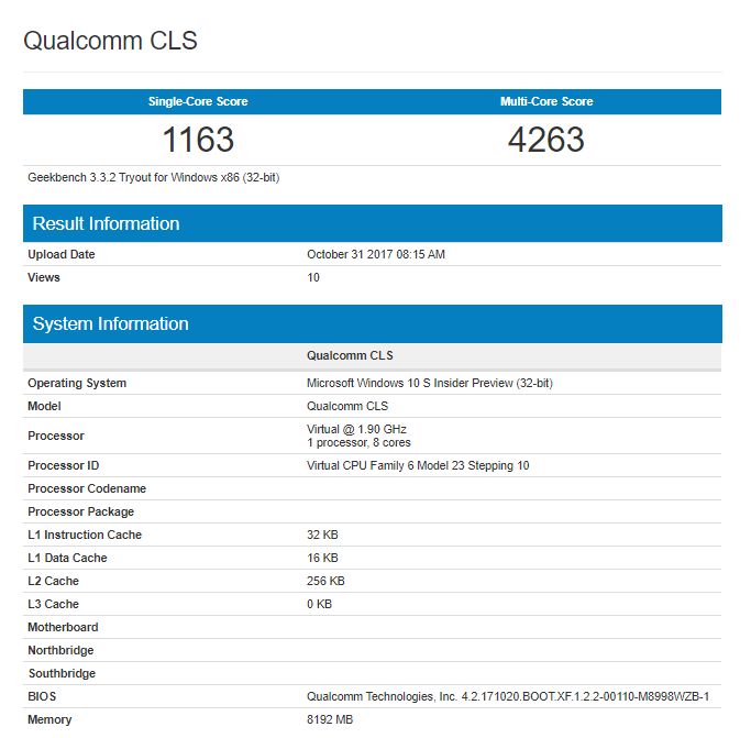 Qualcomm CLS