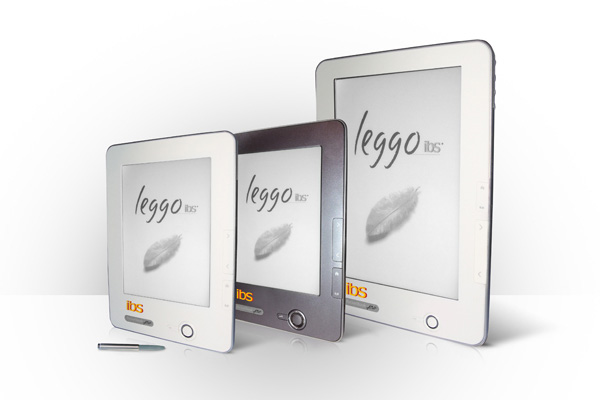 eBook reader Leggo IBS in Italia da 169 euro