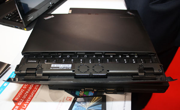 ThinkPad Helix ventole