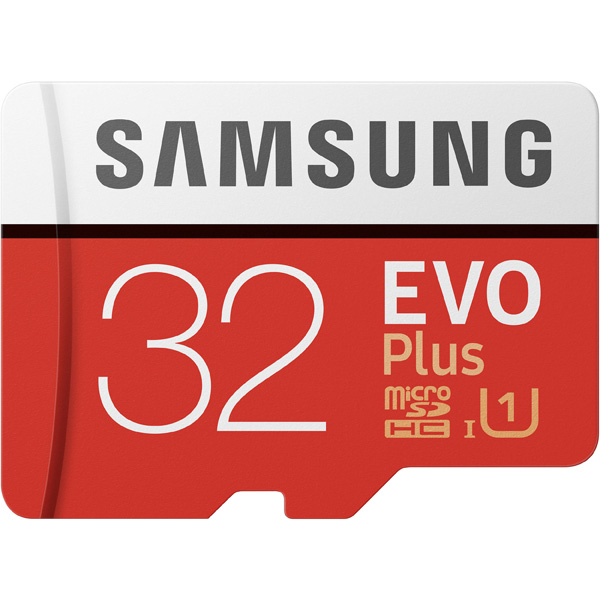 micro SD Samsung EVO Plus
